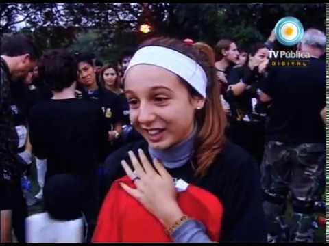 Buenos Aires Roller 2011 - Deportes TV Pública (1er. bloque)