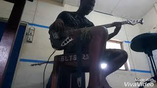 Benjazzy on his fender jazz bass deluxe series
