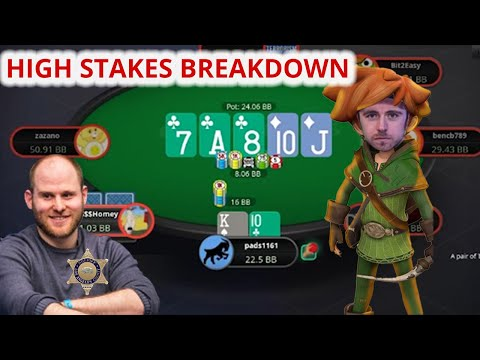 HIGH STAKES BREAKDOWN vs ONE OF THE BEST IN THE WORLD  #WENEEDIT