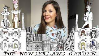 Estudiar ARQUITECTURA + Mi Proyecto Fin de Carrera: POP WONDERLAND GARDEN [+ Ganador SORTEO LUSH]
