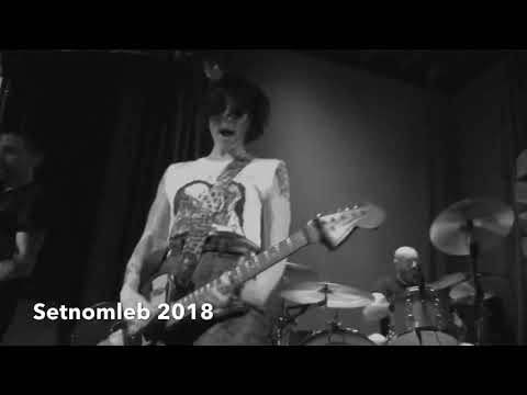 The Distillers - Drain The Blood ft. Jim Ward - El Paso, TX 4.29.18