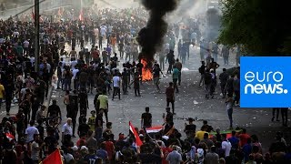 ماذا يحدث في العراق؟ وما أسباب المظاهرات؟