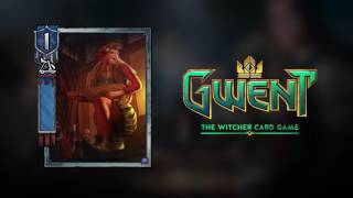 Gwent: The Witcher Card Game - A Bard