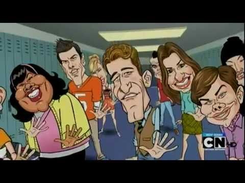 Animated tv shows funny