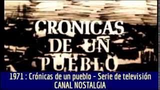 Crónicas de un pueblo - Serie de televisión