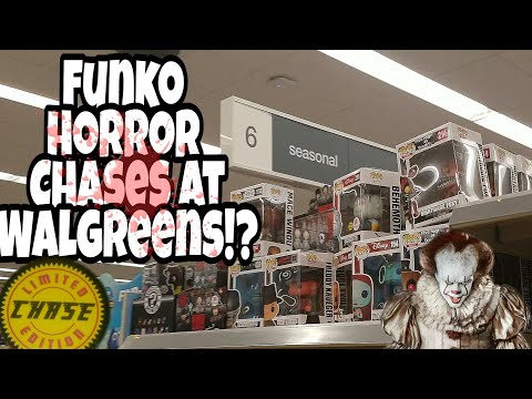 Toy Hunting Horror Funko Chases, New Marvel Legends, and Black Series