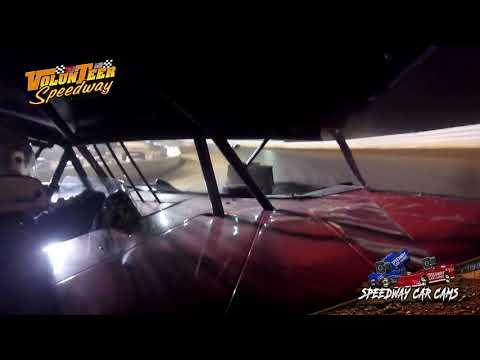 #57 Jordon Horton - Crate Late Model - 9-7-19 Volunteer Speedway - In-Car Camera