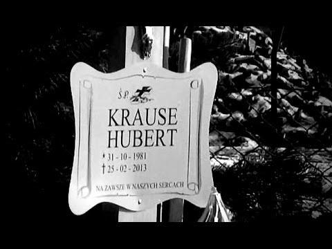 Pożegnanie śp. Huberta Krause