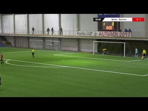 Metta (Latvia) - Nomme United (Estonia)