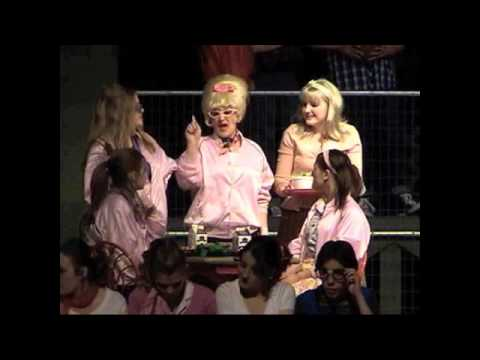 Grease Musical Act 1 - Highwood High School, A