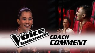 Judika Pamer Suara Di Depan Imelda The Blind Audition Eps 1 The Voice Indonesia 2016 MP3
