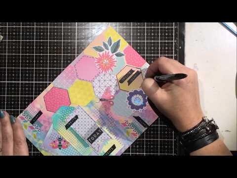 Create..Art Journal Page