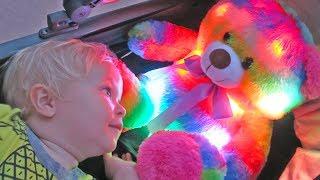 MAGICAL NOODLEY 39 S LED LIGHT-UP TEDDY BEARS