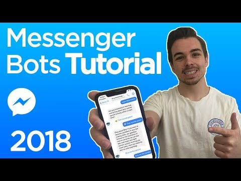 Make A Facebook Messenger Bot Free (ManyChat Tutorial)