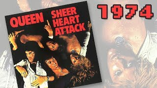QUEEN: TUTTI GLI ALBUM e la STORIA - Sheer Heart Attack (1974)