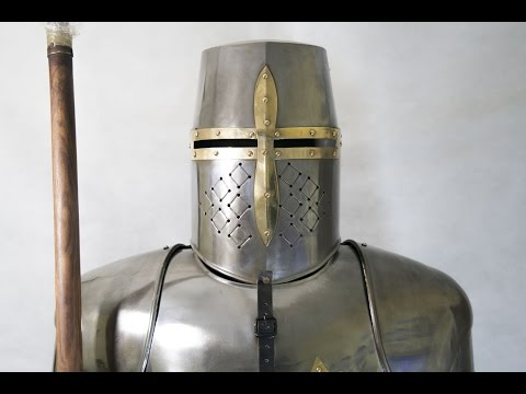 Thumbnail: Knights Templar Suit Of Armour