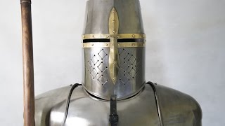 Knights Templar Suit Of Armour