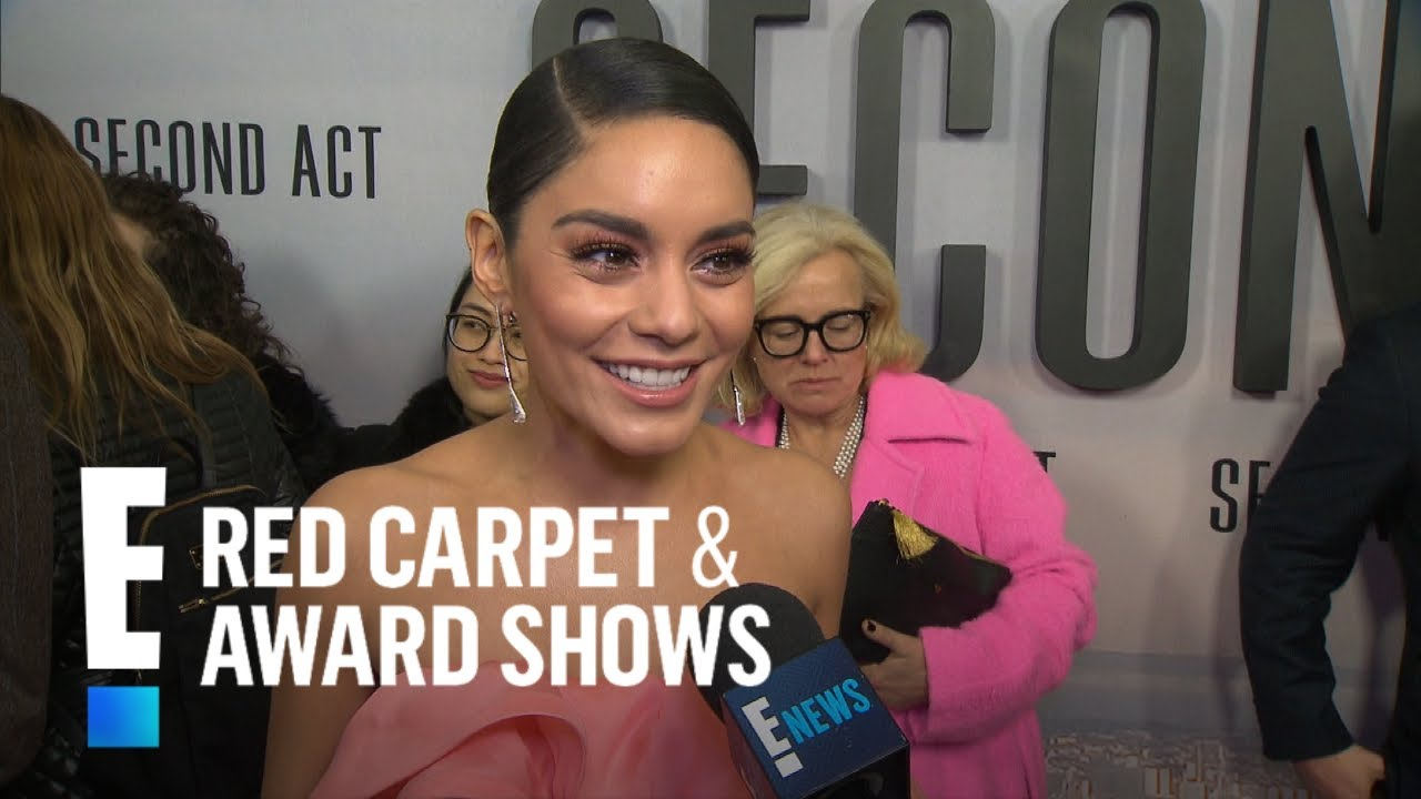 Vanessa Hudgens Does This Instead of New Year's Resolutions   E! Red Carpet & Award Shows