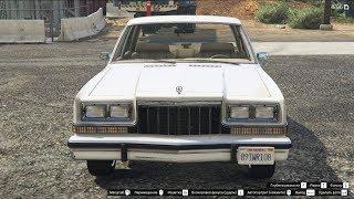 GTA 5 1983 Dodge Diplomat
