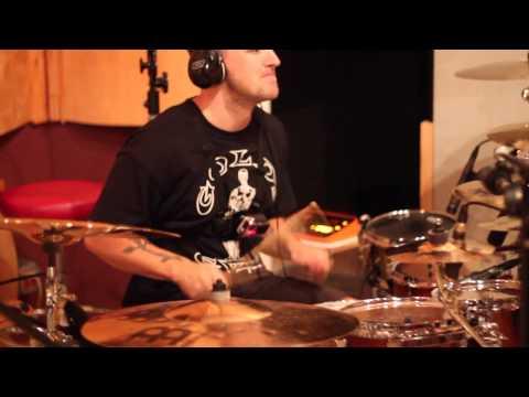 Entheos - Studio Update 1 - Drums - Navene Koperweis