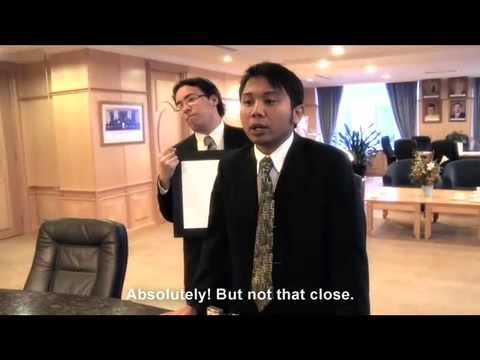 'Healthy Paranoia' by Khairil M Bahar - English subtitles - 15Malaysia