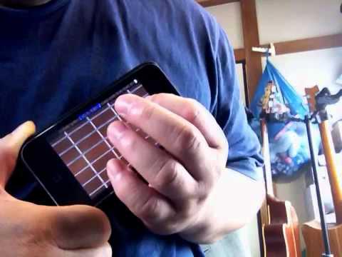 Guns N' Roses Sweet Child O' Mine Intro Tutorial On MIDI Fretboard