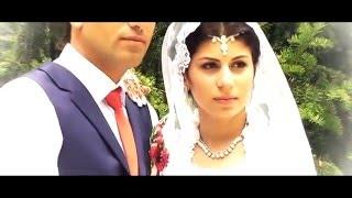 Наша Свадьба Хейрия и Рашид мы в Аскании