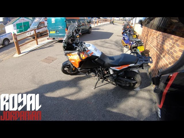 KTM 1290 Super Adventure S short ride and thoughts