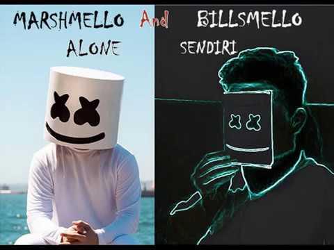 Marshmello Feat Billy mello - Alone (Sendiri)