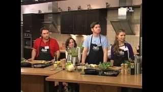 Кулинарные курсы с Юлией Высоцкой - Сезон 2 Выпуск 2