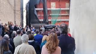 I funerali di Giancarlo Graziaplena
