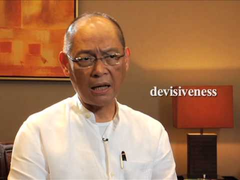 Assessing PNoy: Dr. Benjamin Diokno on failures of the Aquino administration