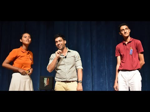 School Magic Show for NPSI Mysore | Promo Video