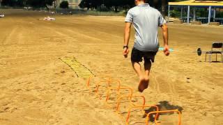 SPORT- Entraine toi avec le circuit training - Conseil en Fitness et préparation physique