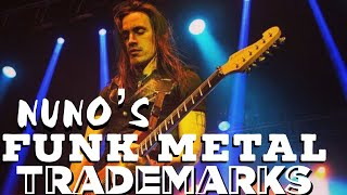 Nuno Bettencourt's Funk Metal Fusion! Learn how to use his trademark tricks with Ben Eller