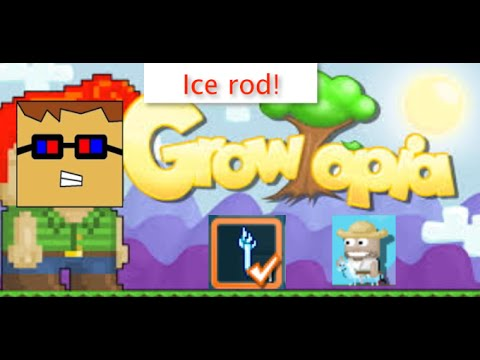 how to make ice in growtopia