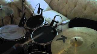 Deitrick Haddon - Mighty God (drum cover)
