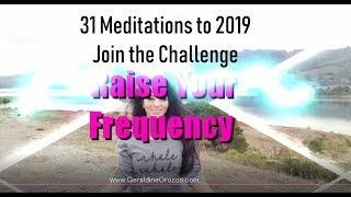 31 Days to 2019 - Meditation Challenge - Join me! Dec1st.