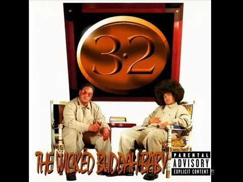 Mr. 3-2 The Wicked Buddah Baby{FULL ALBUM}(1996)