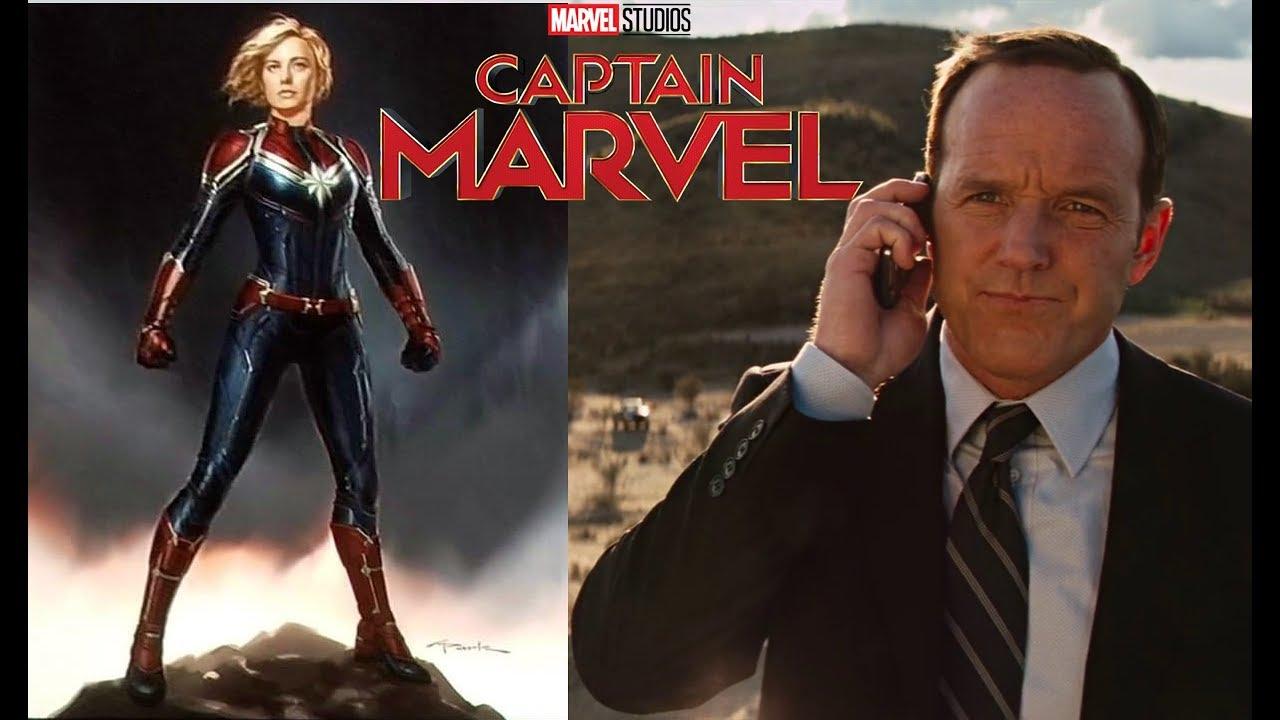 captain marvel coulson