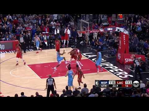 Jrue Holiday clutch steal against Lou Williams