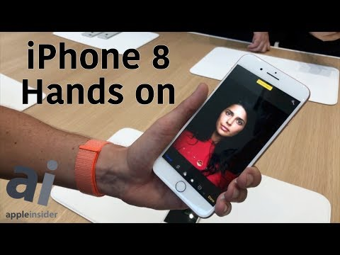 Download Youtube: Hands on with the iPhone 8 -  Is it Worth Upgrading?