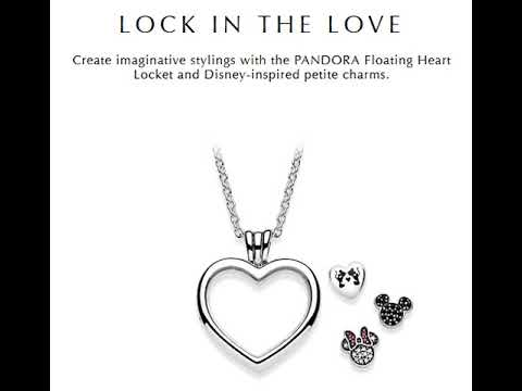 Pandora Jewelry Stores In Knoxville Lock In The Love Pandora Necklace