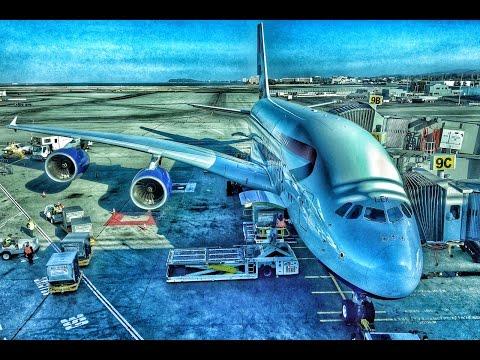 British Airways | Airbus A380 | SFO-LHR | First