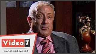 محسن علم الدين فى ندوة تكريمه : السينما تدهورت بسبب إهمال الدولة