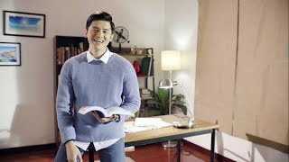 Effective Study Habits with Junsi Agas PalmoliveMen