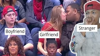 Kiss Cam Funny & Awkward Moments of 2018