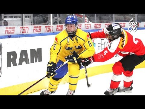 Coyotes trade up to draft Swedish blue-liner Victor Soderstrom 11th ov