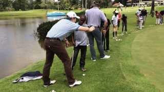 College Golf Fellowship Kenya Ministry Trip