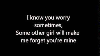 Repeat youtube video I'm all about you - Aaron Carter lyrics
